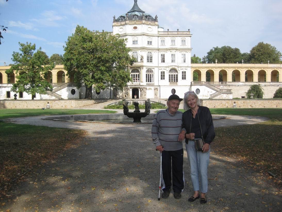 Výlet na zámek Ploskovice