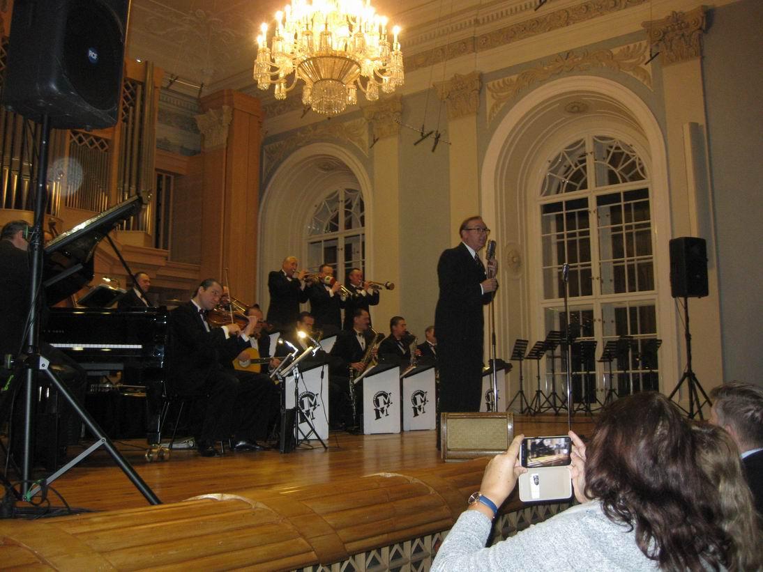 Koncert k 125. výročí založení Palaty