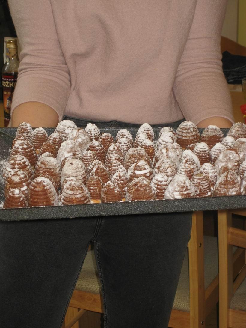 Cukroví zavonělo vánoční atmosférou