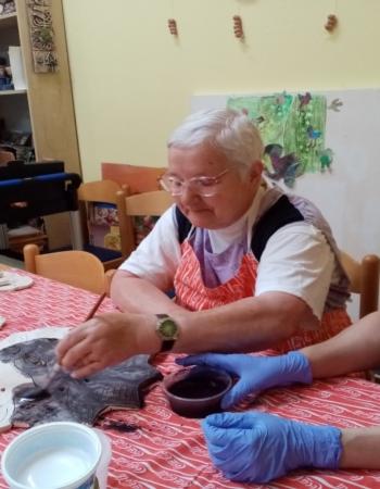 Prezentace a prodej keramiky