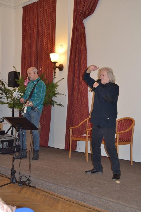 Koncert Václava Neckáře