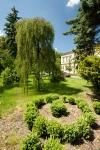 zahrada v anglickém stylu