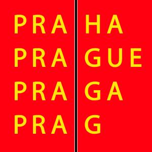 Logo mesta Praha