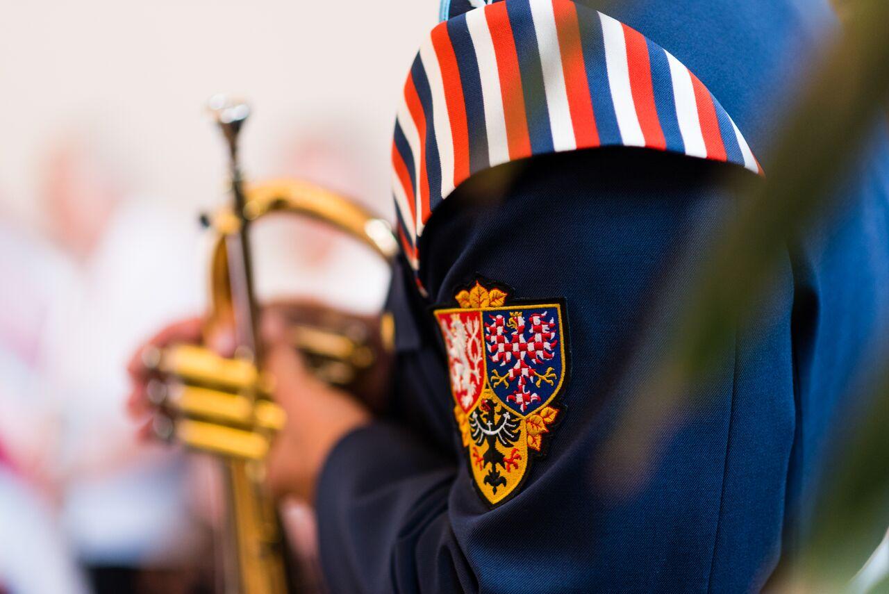Adventní koncert Hudby Hradní stráže a Policie ČR