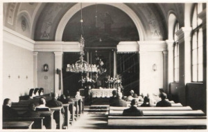 Kaple v domově Palata